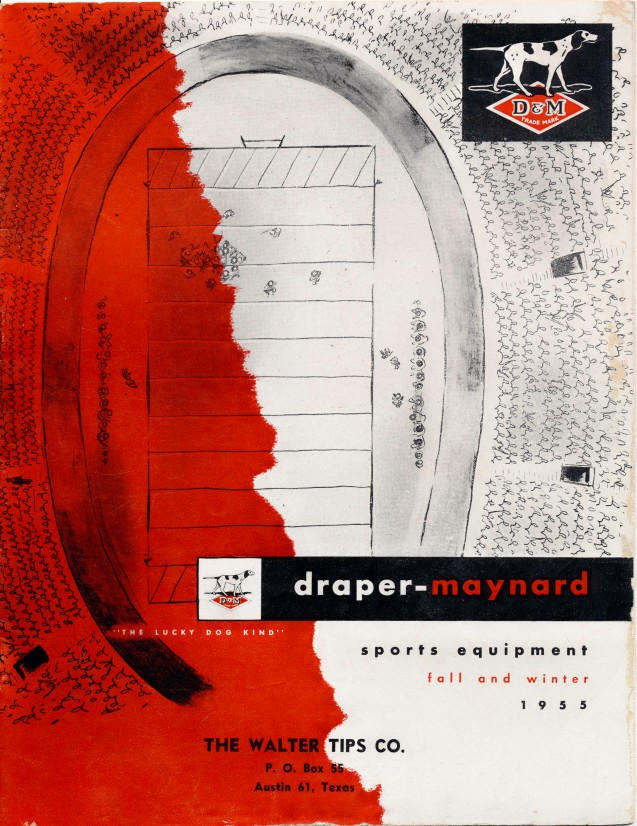 1955 Draper Maynard Sports Equipment & Uniform Catalog