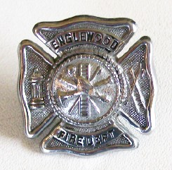 Englewood Colorado Fire Department Badge
