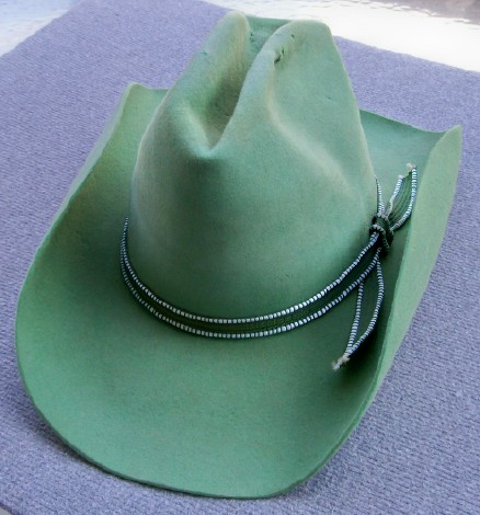"Lynn Anderson's Personal Documented ""Bailey"" Cowgirl Hat"
