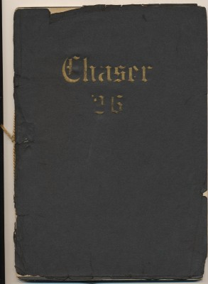 1926 Chaser - Chevy Chase School Yearbook - Washington DC