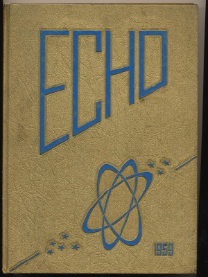 1959 Echo - Brookfield High School Yearbook - Brookfield OH