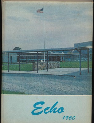 1960 Echo - Brookfield High School Yearbook - Brookfield OH