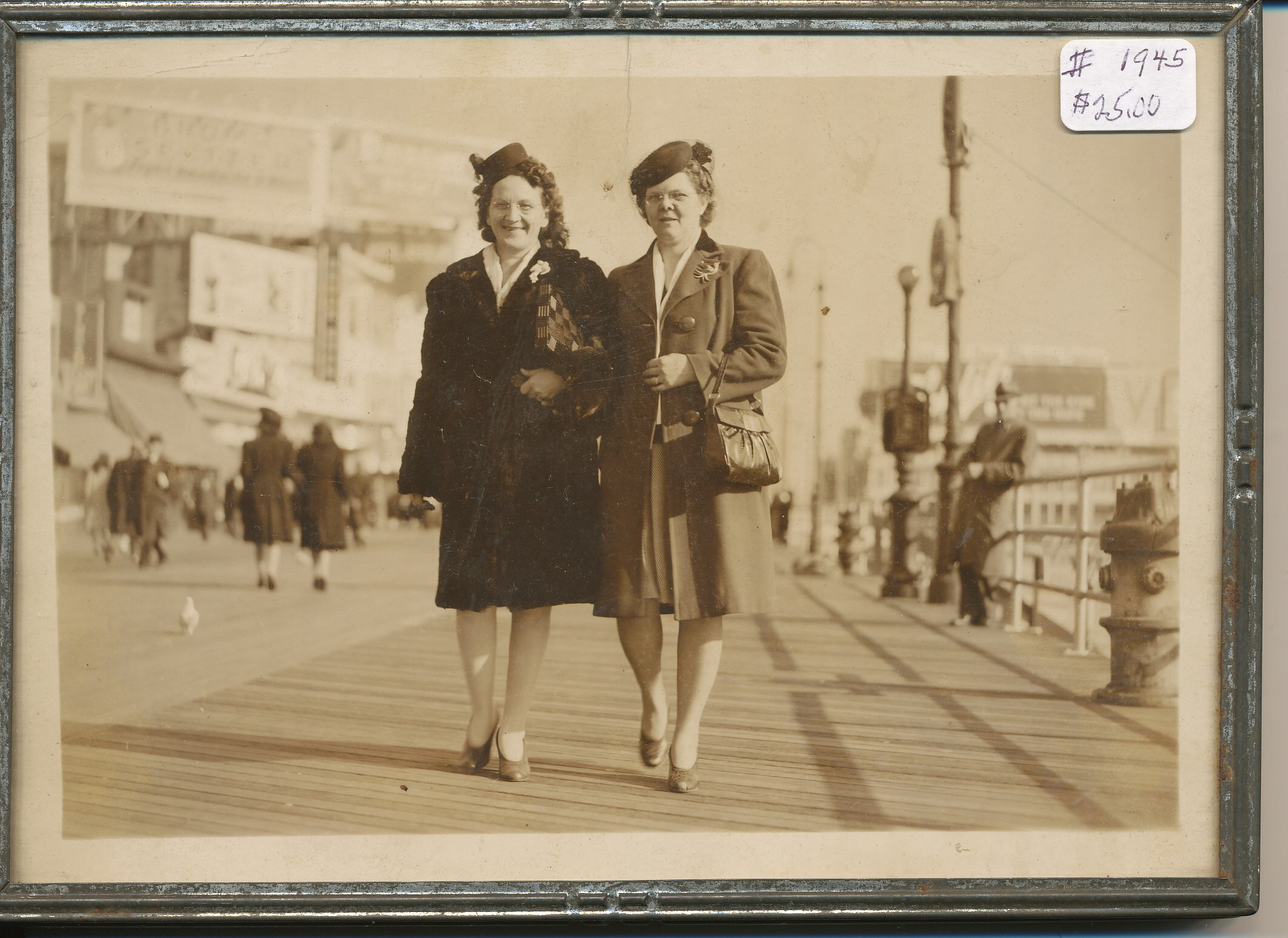 1945 Atlantic City-Clothing Workers Convention Picture