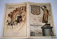 1919 Dr Koch We-No-Nah Patent Medicine Advertising Cook Book