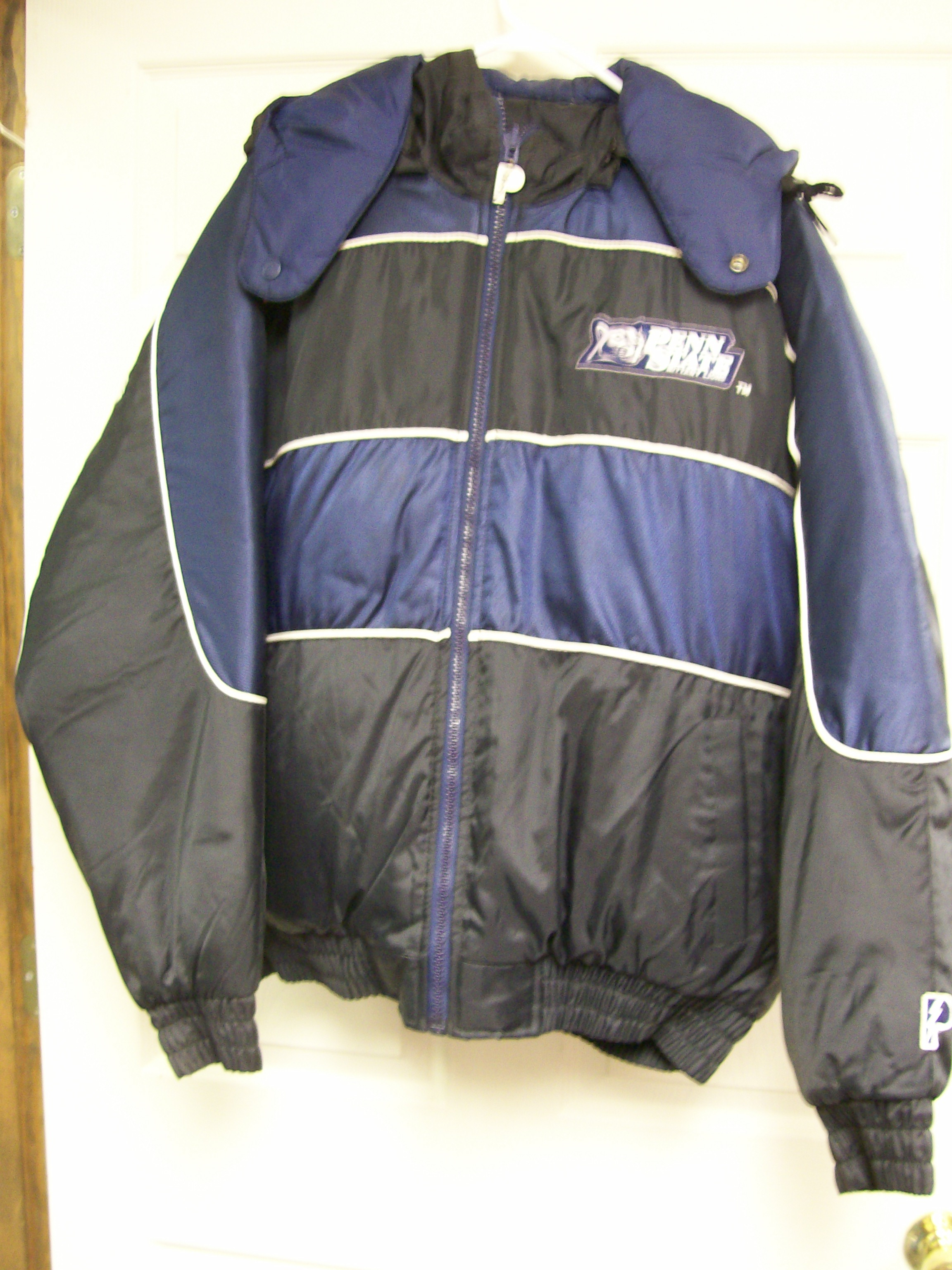 Penn State Nittany Lions Official Heavy Nylon Winter Jacket