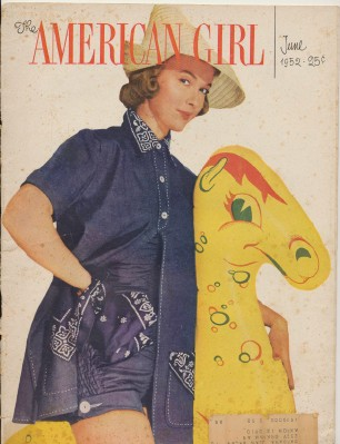 June 1952 The American Girl - Girl Scout Magazine