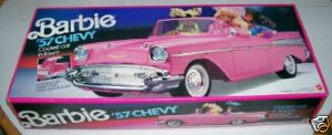 Vintage Barbie '57 Chevy - NIB - New In Unopened Box