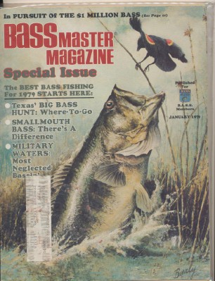January 1979 BassMaster Magazine Special Issue