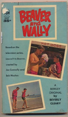 Beaver & Wally - Book Based On TV's Leave It To Beaver