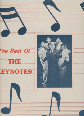 Best Of The Keynotes - Apollo #1000 - Photo Label