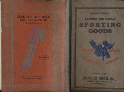 1920s Trade Catalog Hunt Fish Gun Police Dog Equipment