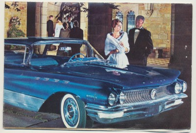 1960 Buick Vintage Sales Literature - All Models