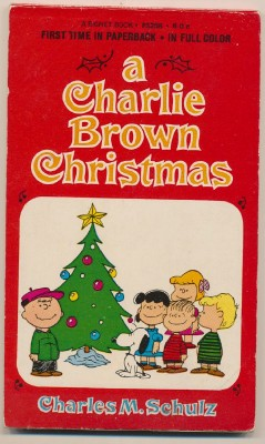 1967 Charlie Brown Christmas Book - Charles Schulz - Peanuts