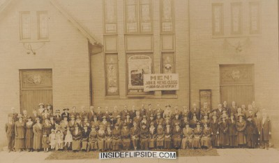 190? Photo - Hillman St Christian Church Youngstown OH