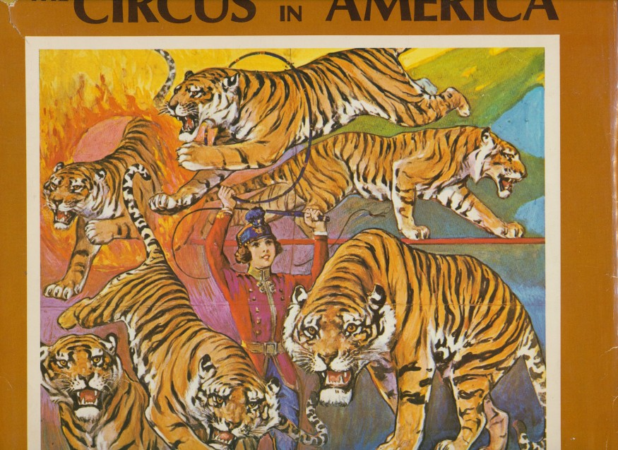 Photo History Of The Circus In America By Fox & Parkinson