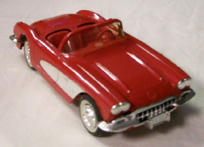 1959 Chevrolet Corvette Original Vintage Factory Promo Car