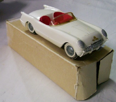 1953 Chevrolet Corvette Original Vintage Factory Promo Car W/Box