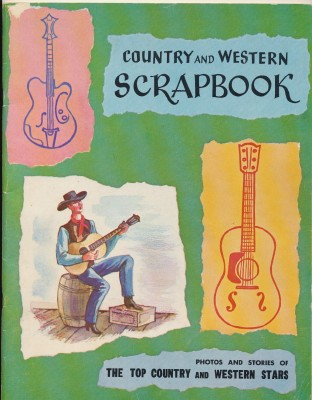 1965 Country & Western Music Scrapbook - Star Pix & Stories
