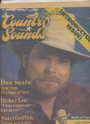 1986 Country Sounds Magazine Introductory Issue