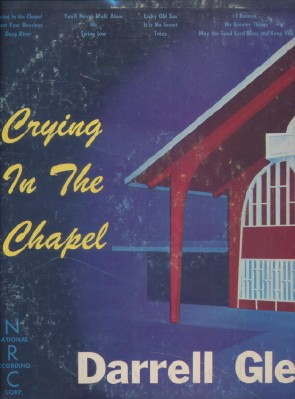 Crying In The Chapel + Out Of Sight Out Of Mind - Johnny Shields
