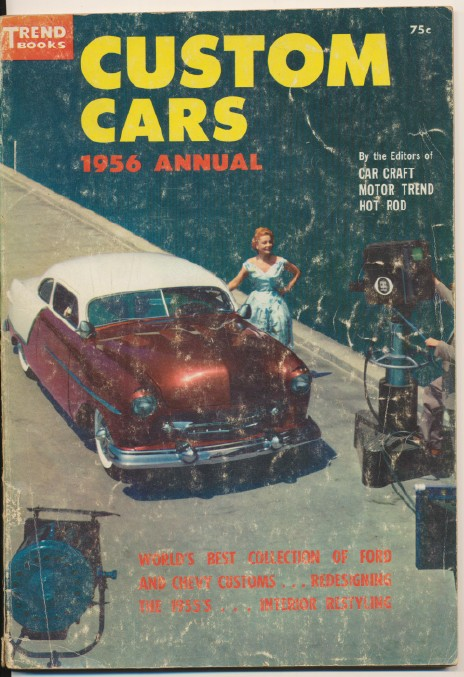 1956 Custom Cars Annual - By Car Craft Motor Trend Hot Rod