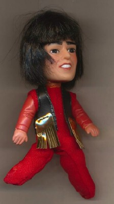 1970 Remco Monkees Davy Jones Finger Puppet Doll
