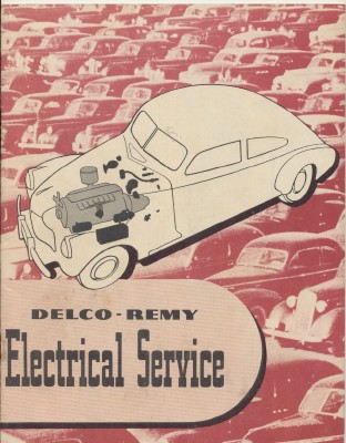1950 Delco-Remy Electrical Service Manual