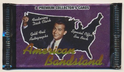 1993 American Bandstand Dick Clark Collector's Trading Cards NIP