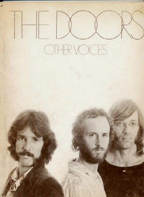 Vintage 1971 Guitar Sheet Music Song Book - The Doors