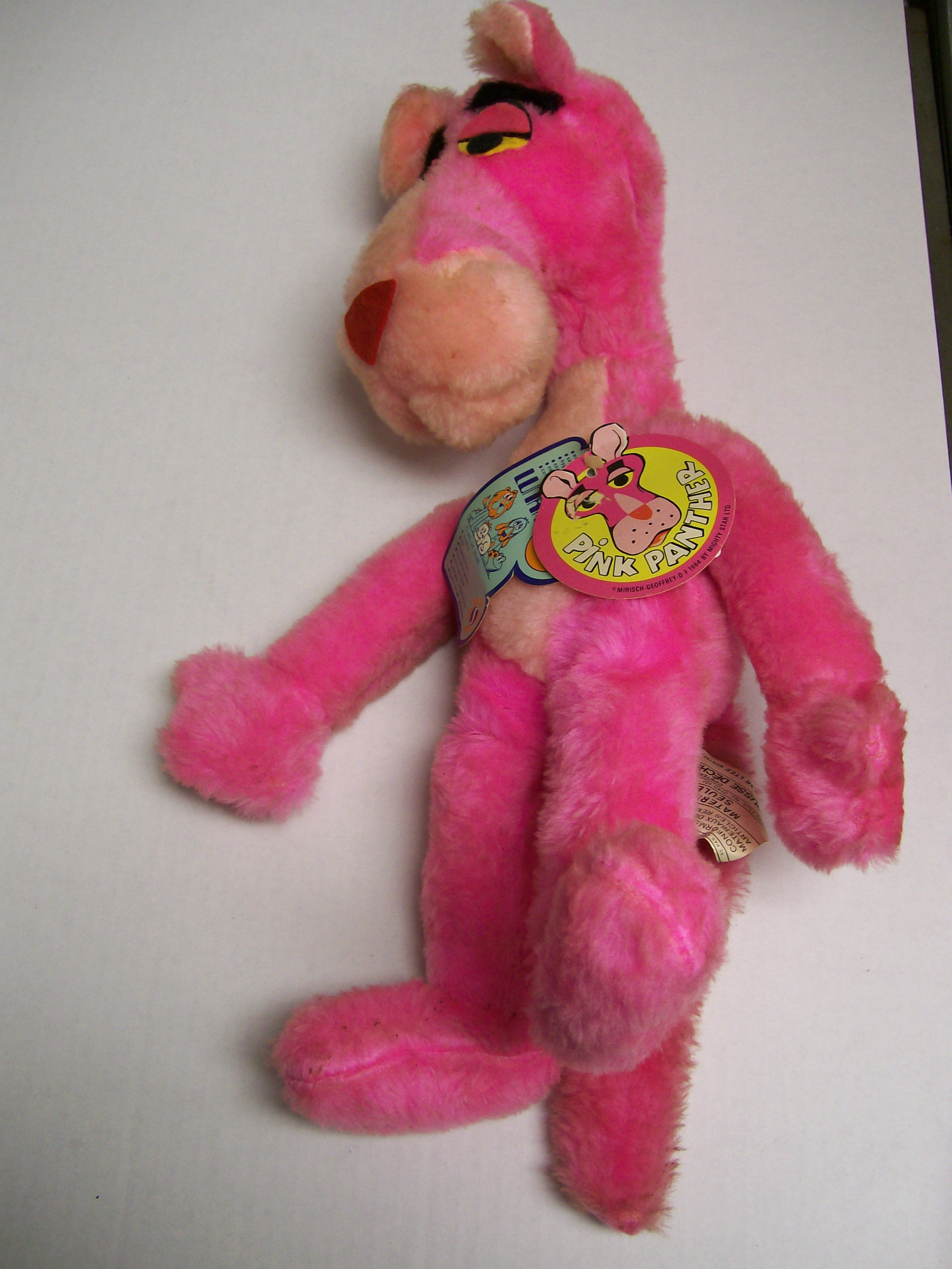 "17"" Pink Panther 1964 - Mighty Star Ltd."