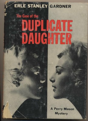 Case Of The Duplicate Daughter-Perry Mason Mystery-Erle Gardner