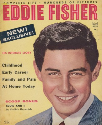 1954 Eddie Fisher Magazine - Volume 1 Number 1