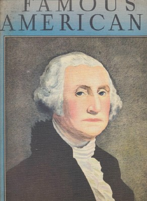 Famous Americans Portrait Collection Book