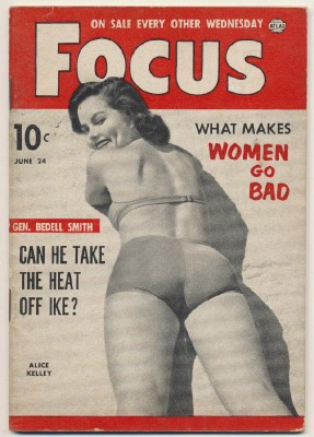 June 24 1953 Focus Magazine - Guy Mitchell Queen Elizabeth ++