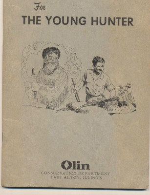 1963 Winchester Guide For The Young Hunter