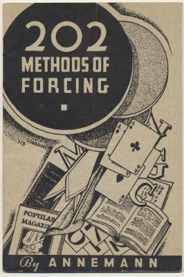 202 Methods Of Forcing - Magic Magician Card Trick Instructions