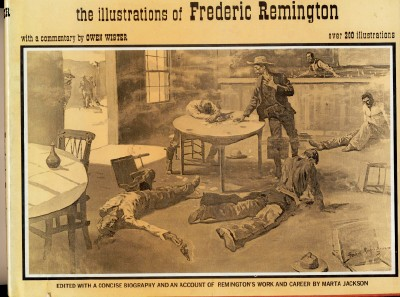 The Illustrations Of Frederic Remington - 200 Pictures