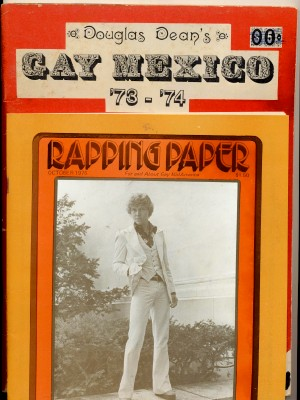 1970s Gay Men's Magazines