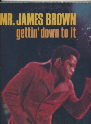 Gettin' Down To It - James Brown - King #S-1051