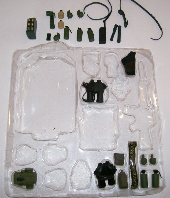 GI Joe Accessory Lot Of 28 Pieces - Some NIB