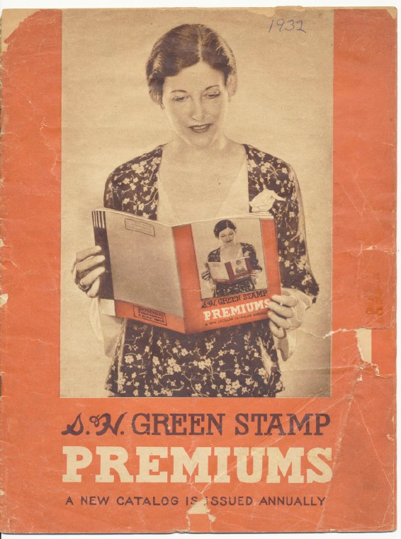 1932 S & H - S&H Green Stamps Premium Redemption Catalog