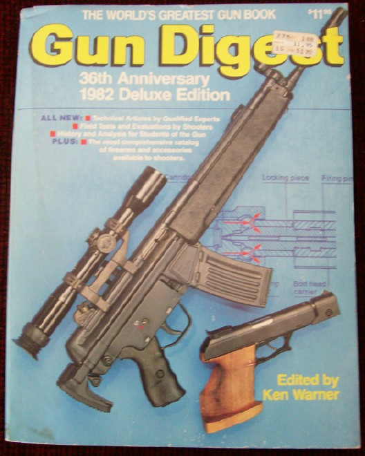 1982 Gun Digest = 36th Anniversary Deluxe Edition