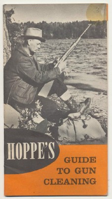 1969 Hoppe's Guide To Gun Cleaning