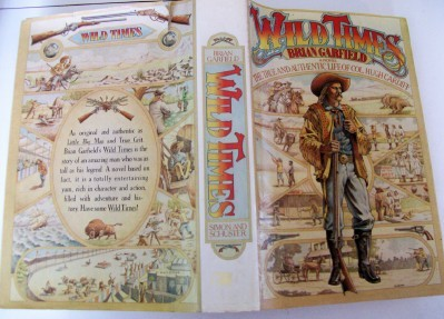 Wild West Show Star Col Hugh Cardiff Fictional Autobiography