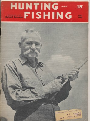 May 1946 Hunting & Fishing National Sportsman Magazine