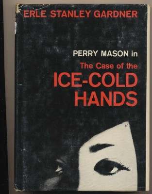 Case Of Ice Cold Hands-Perry Mason Mystery-Erle Stanley Gardner