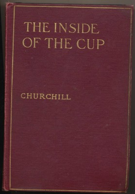 The Inside Of The Cup - Winston Churchill - Novel About A Clergy