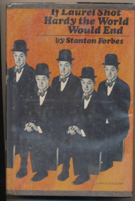 Laurel & Hardy Murder Mystery Novel By Stanton Forbes