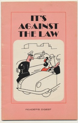 It's Against The Law - Collection Of Obscure & Absurd Laws