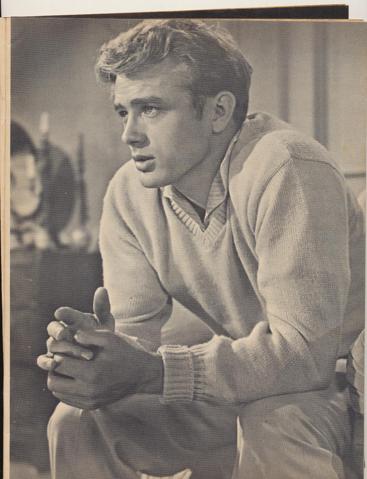 May 1965 Screen Legend Mag Vol 1 #1 James Dean Carroll Baker
